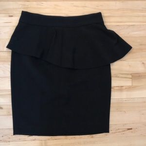 The cutest peplum skirt!!!!!
